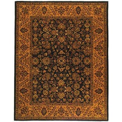 Safavieh Golden Jaipur Black/Gold Area Rug