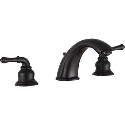 Prince 2-Handle Widespread Bathroom Faucet Finish: Oil Rubbed Bronze