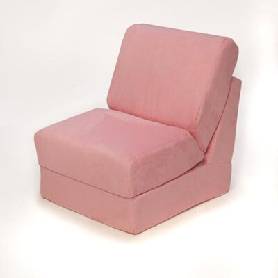 Teen Novelty Chair Pillow: No, Color: Pink