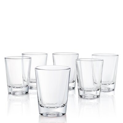 Blomus BLEND 6-Piece Tea Glass Set