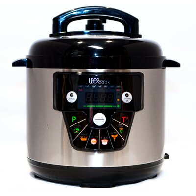 6.3 Quart Electric Pressure Cooker