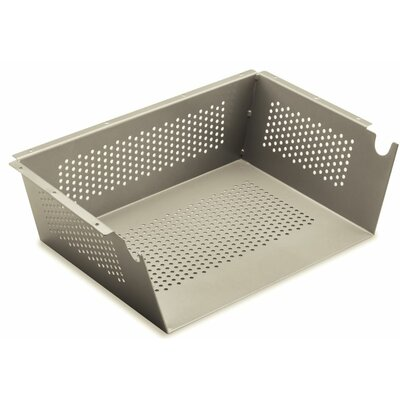 "Perforated 20"" W x 13"" D Desk Drawer"