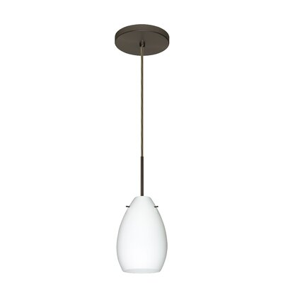 Besa Lighting Pera 1 Light Mini Pendant
