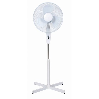 "3"" Oscillating Pedestal Fan"