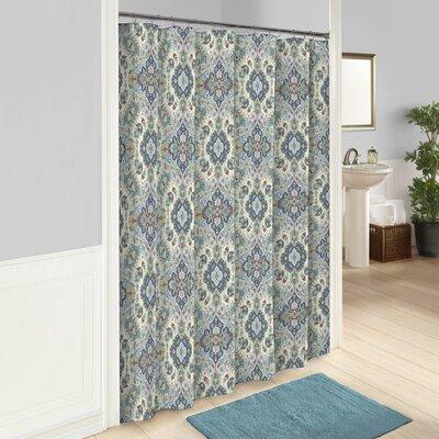 Fairlawn 100% Cotton Shower Curtain