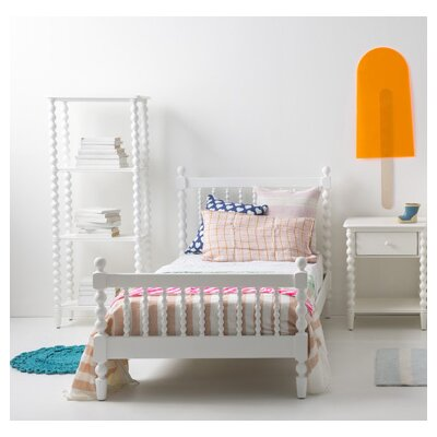 Penny Platform Bed Size: Twin