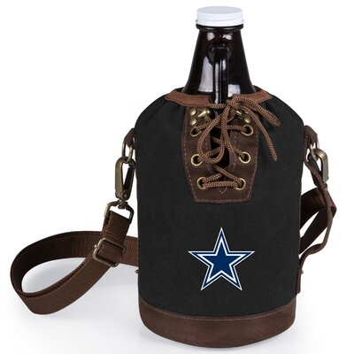 Growler Tote with Growler NFL Team: Dallas Cowboys