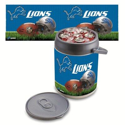 9 Qt. NFL Digital Print Picnic Cooler NFL Team: Detroit Lions