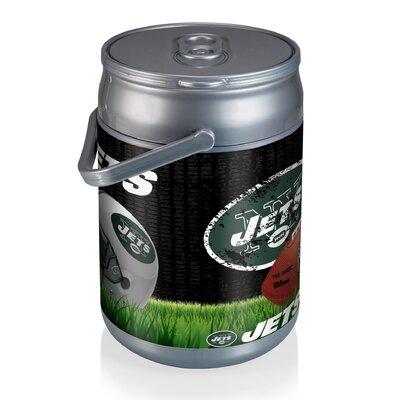 9 Qt. NFL Digital Print Picnic Cooler NFL Team: New York Jets