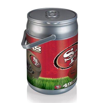 9 Qt. NFL Digital Print Picnic Cooler NFL Team: San Francisco 49ers