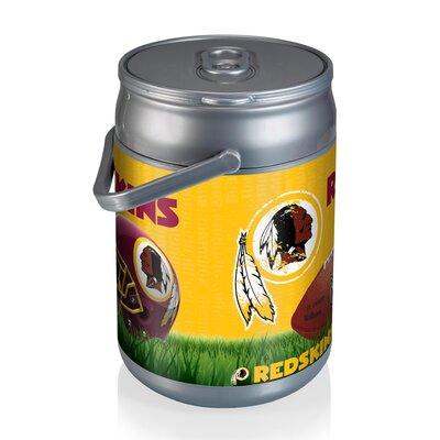 9 Qt. NFL Digital Print Picnic Cooler NFL Team: Washington Redskins