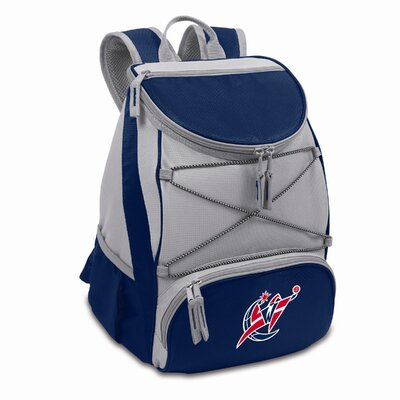 23 Can NBA Backpack Cooler NBA Team: Washington Wizards, Color: Navy