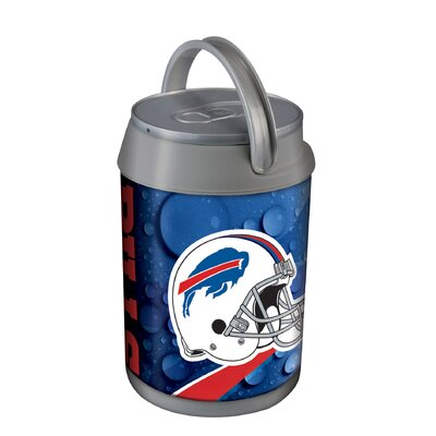 5 Qt. NFL Mini Cooler NFL Team: Buffalo Bills