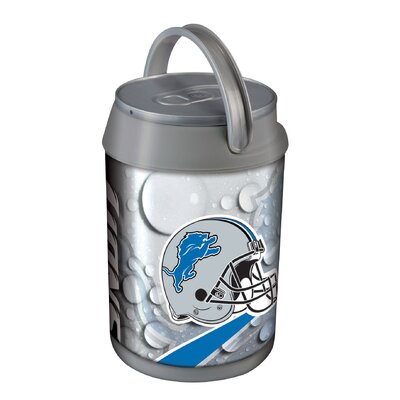 5 Qt. NFL Mini Cooler NFL Team: Detroit Lions