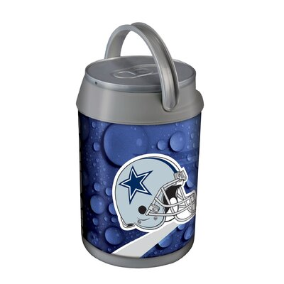 5 Qt. NFL Mini Cooler NFL Team: Dallas Cowboys