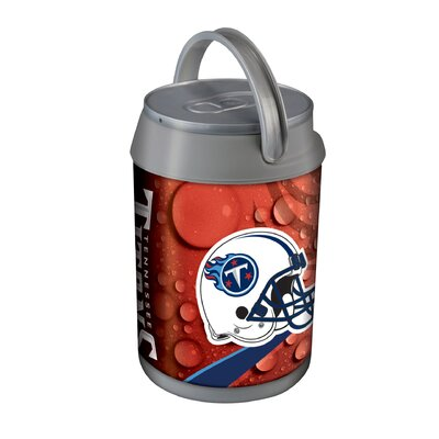 5 Qt. NFL Mini Cooler NFL Team: Tennessee Titans