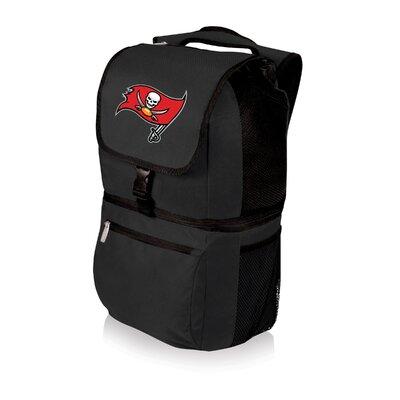 20 Can Zuma Cooler Backpack NFL Team: Tampa Bay Buccaneers/Black