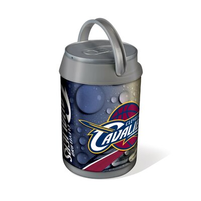 4 Qt. NBA Mini Cooler NBA Team: Cleveland Cavaliers