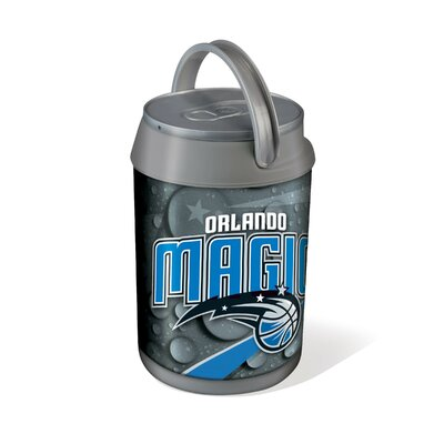 4 Qt. NBA Mini Cooler NBA Team: Orlando Magic