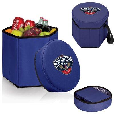 NBA Bongo Cooler Color: Navy, NBA Team: New Orleans Pelicans