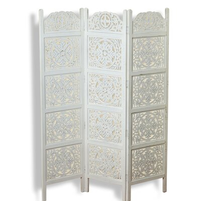 Heritage Home Farmhouse 3 Panel Room Divider
