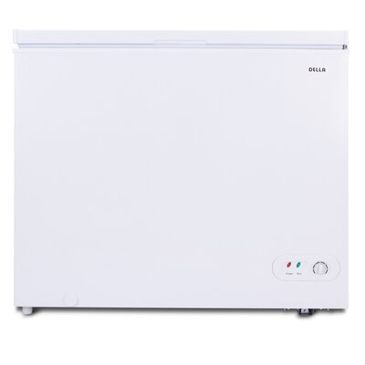 Adjustable Thermostat 6.9 cu. ft. Chest Freezer