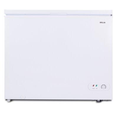 Adjustable Thermostat 6.9 cu. ft. Chest Freezer