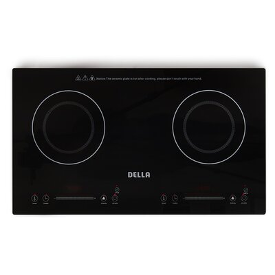 Induction Double Hot Plate