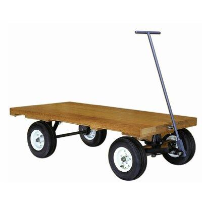 "1500 lb. Capacity Wagon Platform Dolly Size: 16.5"" H x 30"" W x 42"" D"