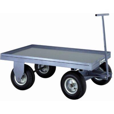 "1500 lb. Capacity Platform Dolly Size: 16.5"" H x 30"" W x 48"" D"