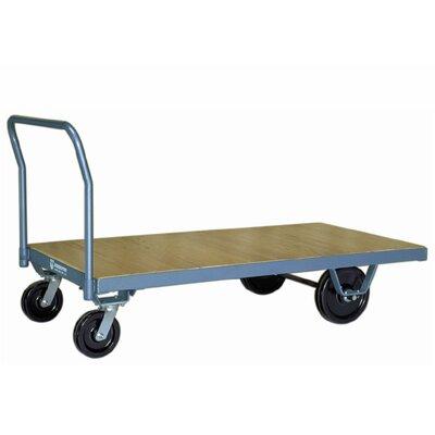 "2500 lb. Capacity Platform Dolly Size: 15"" H x 24"" W x 48"" D"