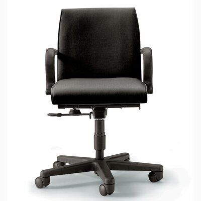 Ergo Desk Chair Upholstery Color: Light Brown Propensity II