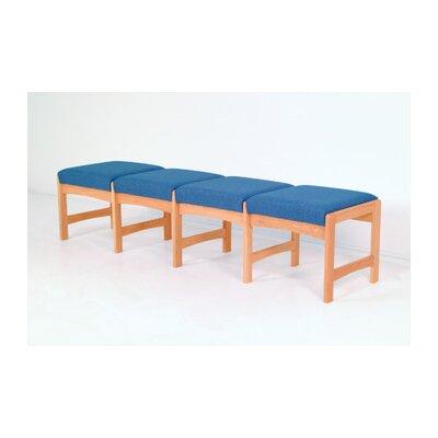 Wooden Mallet Dakota Four Seat Bench