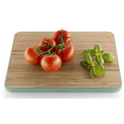 Bamboo Cutting Board Color: Granite Green