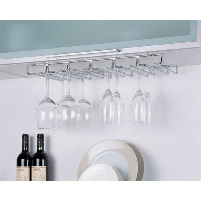 Hanging Wine Glass Rack (Set of 6)