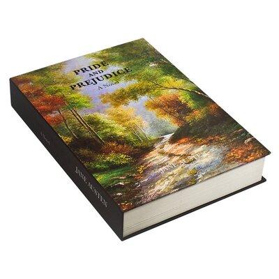 Hidden Real Book Safe