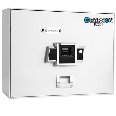 BX200 Top Opening Biometric Lock Security Safe