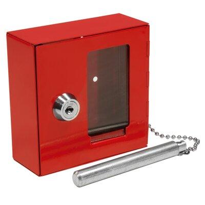 Breakable Emergency Key Box