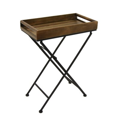 Sojourn Wood/Metal Console Table