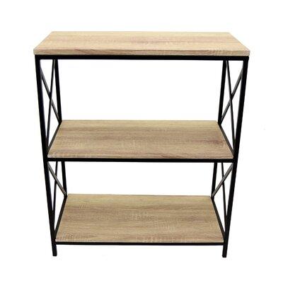 Pollux Metal Standard Bookcase