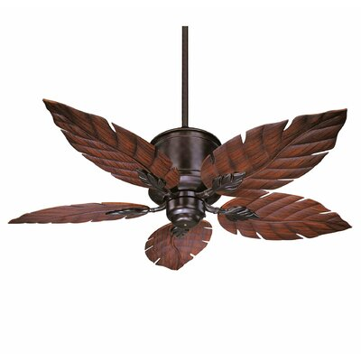 "Savoy House Portico 52"" The Clinton 5 Blade Outdoor Ceiling Fan"