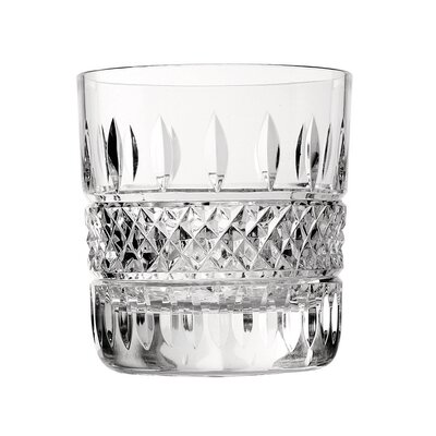 Irish Lace Double Old Fashion 12 oz. Crystal Cocktail Glass