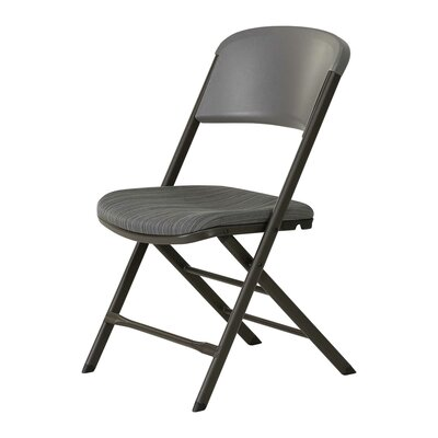 Commercial Fabric Padded Folding Chair