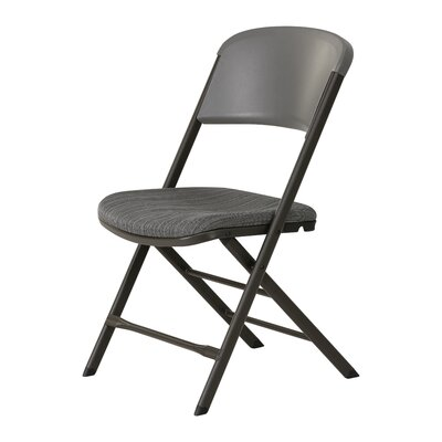 Commercial Plastic/Resin Padded Folding Chair