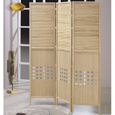 Room Divider Number of Panels: 3