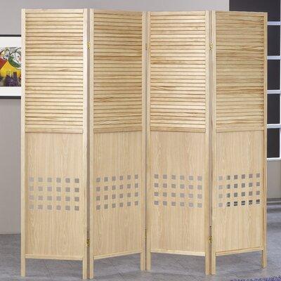 Room Divider Number of Panels: 4