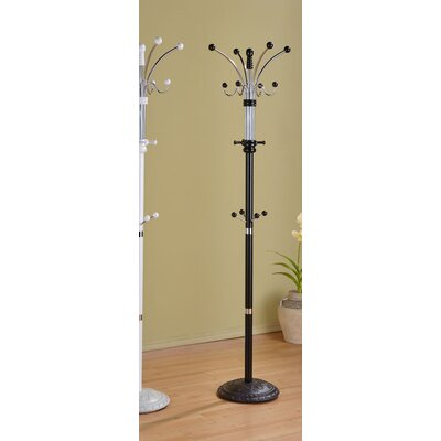 Cashion Coat Rack Color: Black