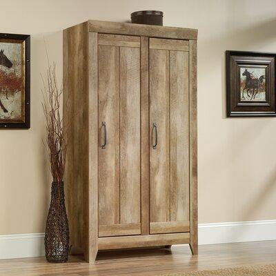 Orville 2 Door Accent Cabinet Color: Craftsman Oak