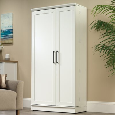 Corning Storage Cabinet Finish: Soft White