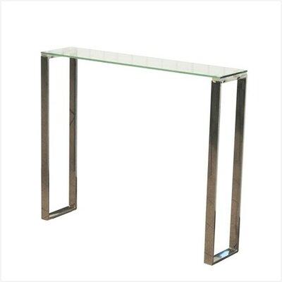 "Kinsella Narrow Console Table Size: 28.6"" H x 36"" W x 8"" D"